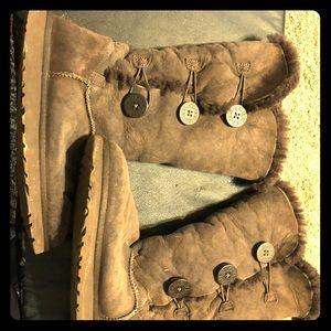 UGG women's furr warm winter boots